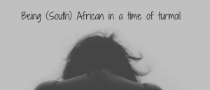 Being (South) African