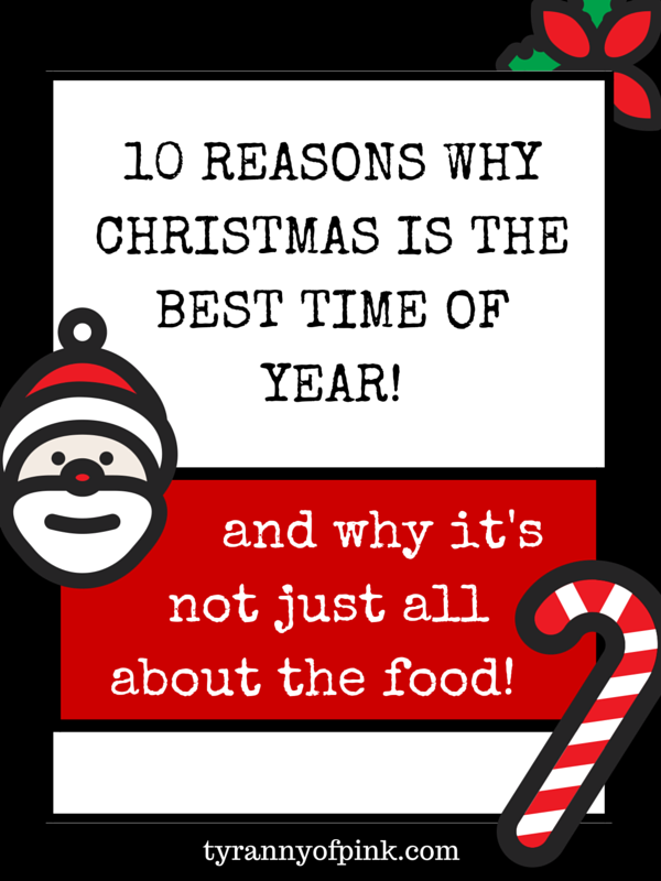 10 reasons why christmas is the best time of year