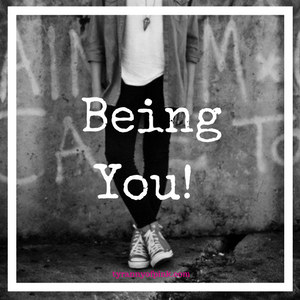 Being You - Tyranny of Pink